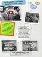 Women and Minorities Media Stereotypes in the 1950's's thumbnail
