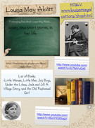 Louisa May Alcott's thumbnail