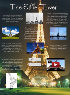 Eiffel Tower Project