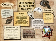 20th century culture and customs's thumbnail