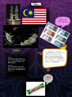 Malaysia presentation & currency fair