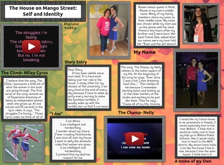 The House on Mango Street: Self and Identity - Ranee Yetts