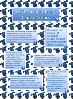 MUT Virtual Library Code of Ethics