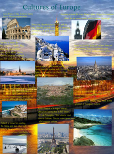 Cultures of Europe