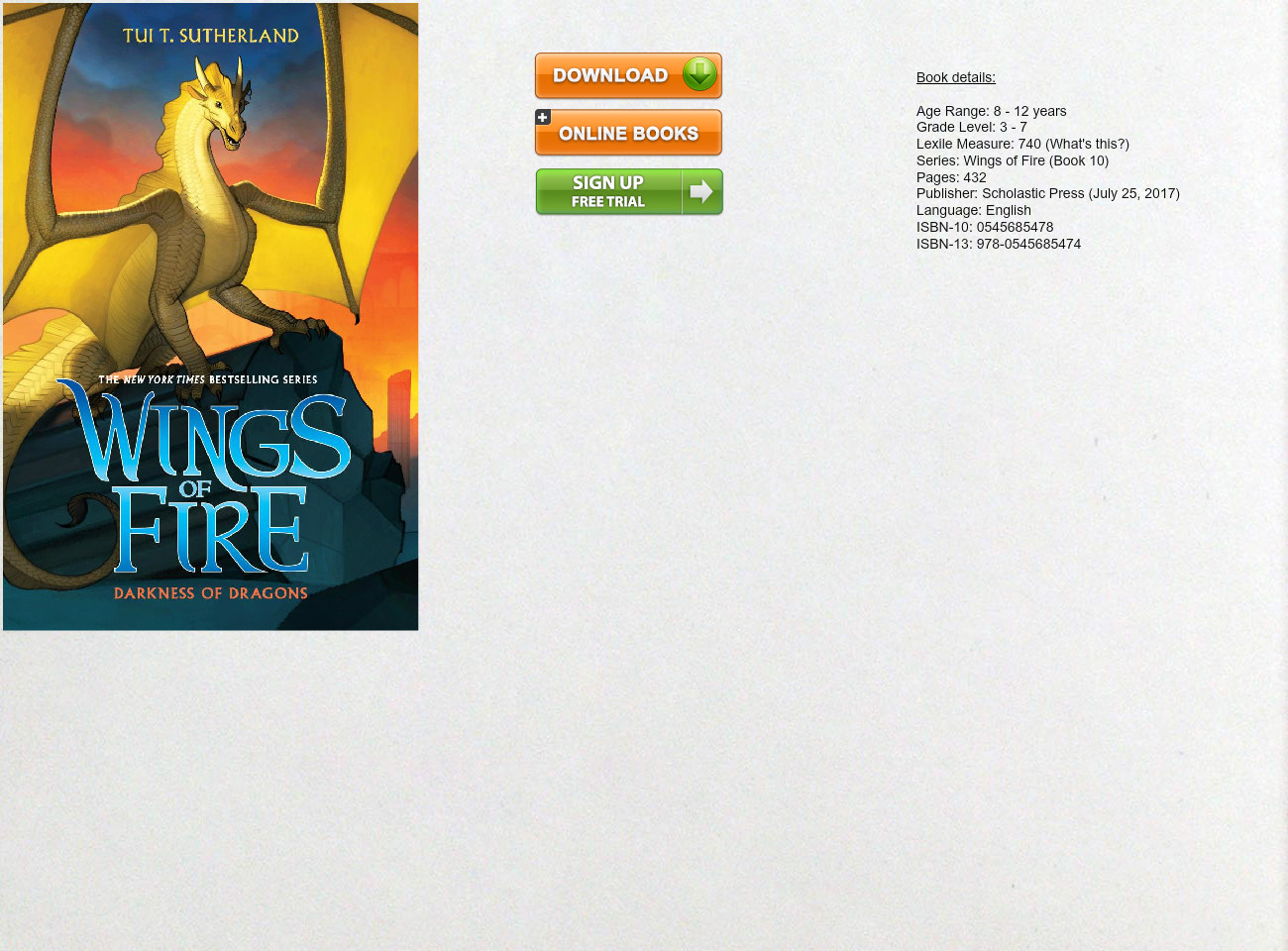 Of fire epub download wings
