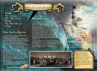 Geographical Wars