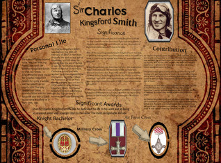 Sir Charles Kingsford Smith