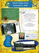 Friday Focus  November 6, 2009's thumbnail